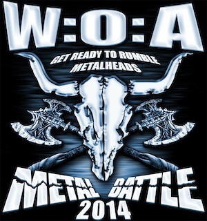 Interview with JJ Tartaglia for Wacken Metal Battle Canada