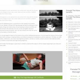Thai Yoga Touch