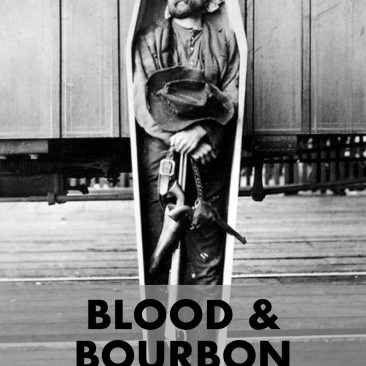 Blood & Bourbon Fall 2017 Death issue, Toronto ON, literary magazine