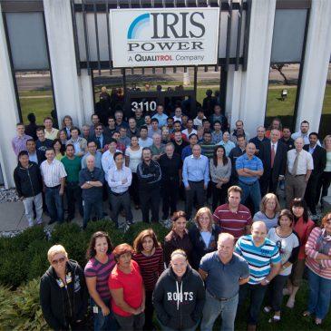 Iris Power Corporate Groupshot 2013
